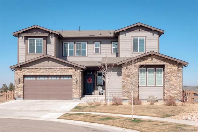 7860 S Grand Baker Street, Aurora, CO 80016 (MLS #7867264) :: 8z Real Estate