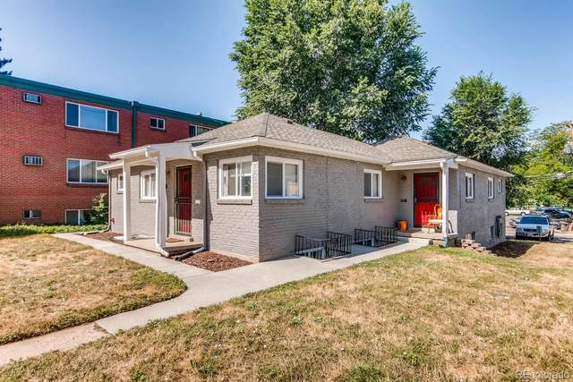 2501 S University Boulevard #2507, Denver, CO 80210 (#7867287) :: Bring Home Denver with Keller Williams Downtown Realty LLC