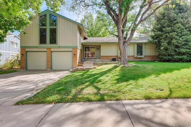 7142 S Harrison Court, Centennial, CO 80122 (#7867475) :: iHomes Colorado