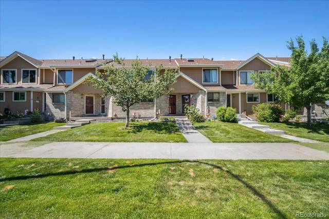 8733 W Cornell Avenue #7, Lakewood, CO 80227 (#7868165) :: HomeSmart