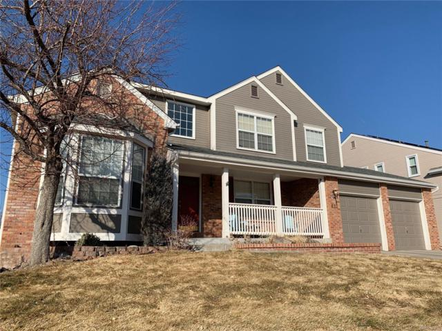 637 Huntington Place, Highlands Ranch, CO 80126 (#7868431) :: The Griffith Home Team