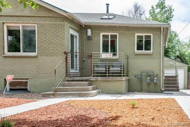 4540 W 29th Avenue, Denver, CO 80212 (MLS #7868718) :: 8z Real Estate