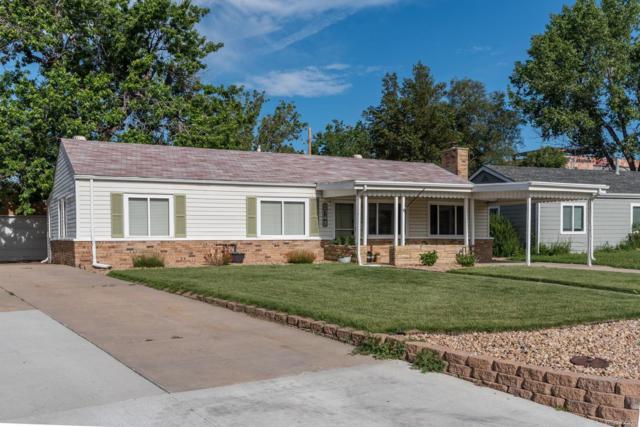 2749 S Glencoe Street, Denver, CO 80222 (#7868929) :: The Heyl Group at Keller Williams