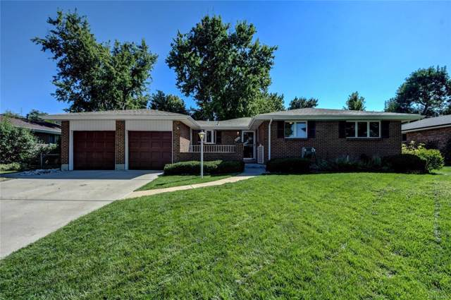 9602 W Louisiana Avenue, Lakewood, CO 80232 (#7869015) :: The Heyl Group at Keller Williams