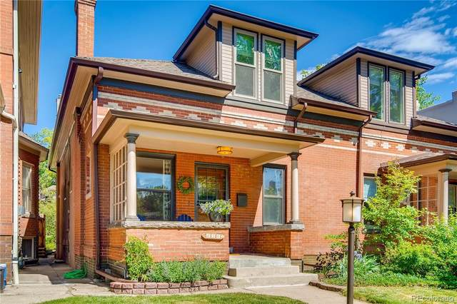 630 N High Street, Denver, CO 80218 (#7869036) :: Mile High Luxury Real Estate