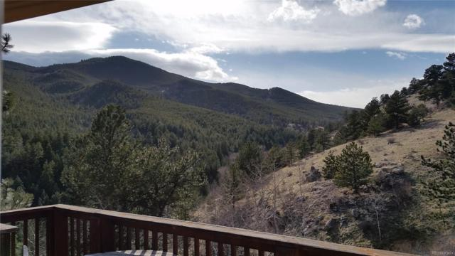 33331 Golden Gate Canyon Road, Golden, CO 80403 (#7869676) :: The Peak Properties Group