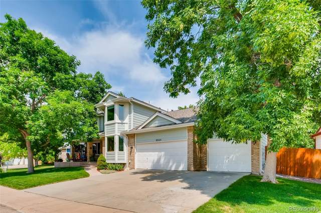 9925 W 97th Drive, Westminster, CO 80021 (#7869732) :: Berkshire Hathaway HomeServices Innovative Real Estate