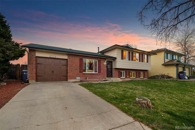 8963 W Stetson Place, Littleton, CO 80123 (#7870080) :: Wisdom Real Estate