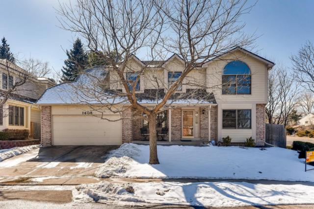 1408 E Irwin Lane, Centennial, CO 80122 (#7870636) :: The City and Mountains Group