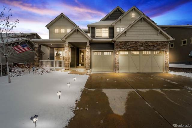 1322 Candleglow Street, Castle Rock, CO 80109 (#7871073) :: The HomeSmiths Team - Keller Williams