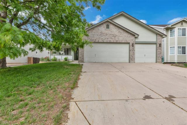 11368 Newark Street, Commerce City, CO 80640 (#7871295) :: The Tamborra Team