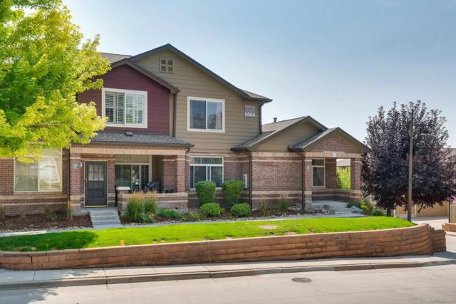 6464 Silver Mesa Drive D, Highlands Ranch, CO 80130 (#7871690) :: Structure CO Group