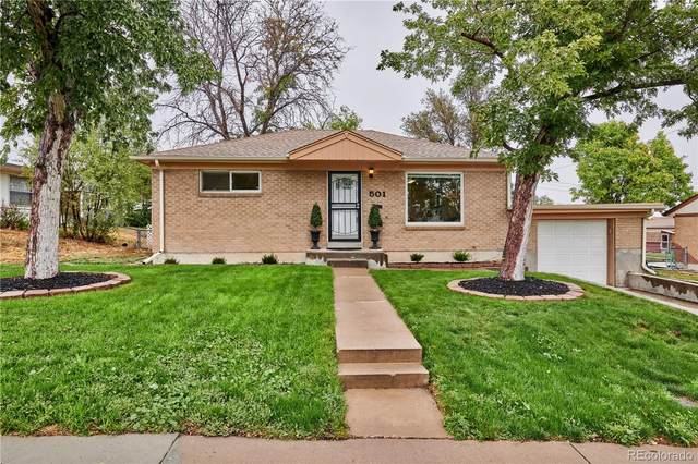 501 W 71st Avenue, Denver, CO 80221 (MLS #7871726) :: Kittle Real Estate