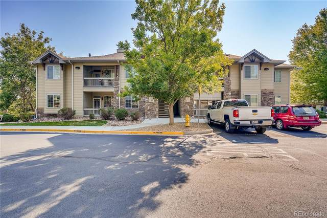 10437 W Hampden Avenue #103, Lakewood, CO 80227 (#7871727) :: Mile High Luxury Real Estate