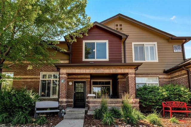 6456 Silver Mesa Drive C, Highlands Ranch, CO 80130 (#7871952) :: You 1st Realty