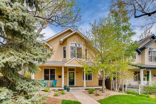 2334 S Milwaukee Street, Denver, CO 80210 (#7872424) :: Arnie Stein Team | RE/MAX Masters Millennium