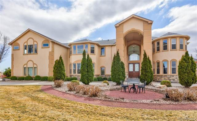 8400 E 130th Circle, Thornton, CO 80602 (#7872610) :: The Harling Team @ Homesmart Realty Group