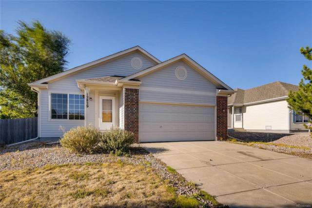 12829 Royal Birkdale Road, Peyton, CO 80831 (MLS #7872652) :: 8z Real Estate