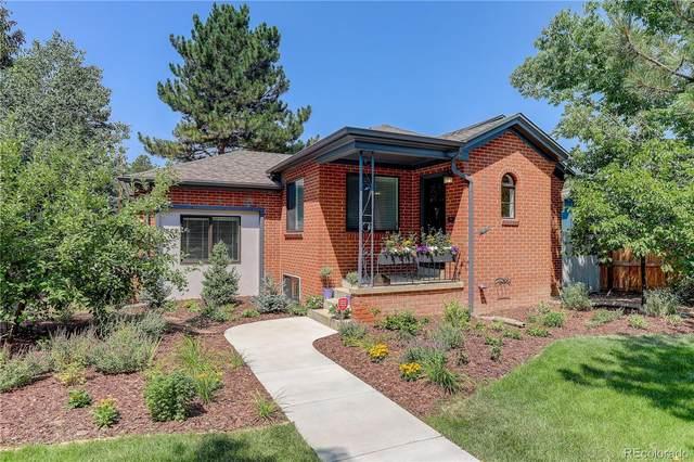 1429 Niagara Street, Denver, CO 80220 (#7873300) :: The HomeSmiths Team - Keller Williams