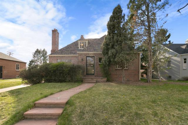 1545 Locust Street, Denver, CO 80220 (#7873736) :: The Pete Cook Home Group