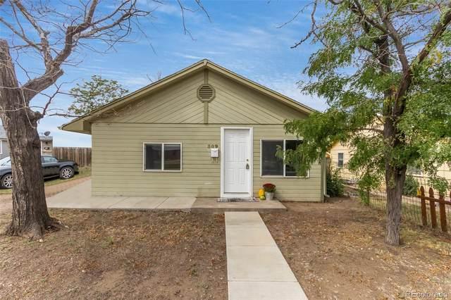 309 S 8th Avenue, Brighton, CO 80601 (MLS #7874068) :: 8z Real Estate