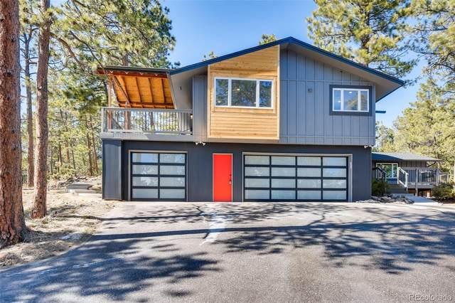 28867 Cedar Circle, Evergreen, CO 80439 (MLS #7874939) :: Bliss Realty Group
