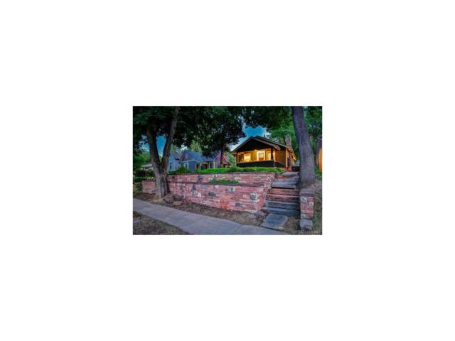 411 E Elizabeth Street, Fort Collins, CO 80524 (MLS #7875727) :: 8z Real Estate