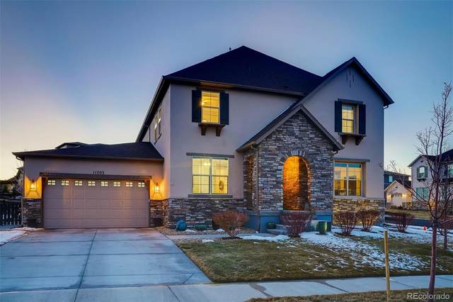 11703 Camarillo Street, Parker, CO 80134 (#7875994) :: Realty ONE Group Five Star
