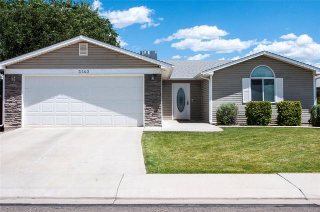 3142 Ute Canyon Lane, Grand Junction, CO 81504 (MLS #7876047) :: 8z Real Estate