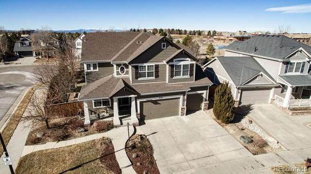 9518 Shenstone Drive, Parker, CO 80134 (#7876314) :: Colorado Home Finder Realty
