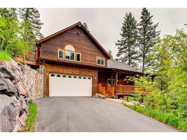 11823 S Maxwell Hill Road, Littleton, CO 80127 (MLS #7876373) :: 8z Real Estate