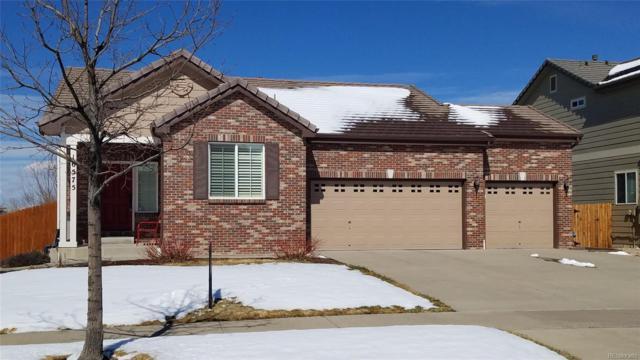16575 E Prairie Goat Avenue, Parker, CO 80134 (#7876501) :: Colorado Home Finder Realty