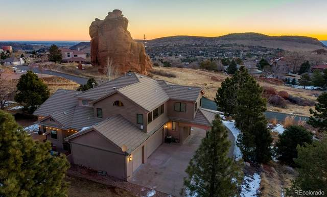 6317 Willow Springs Drive, Morrison, CO 80465 (#7876646) :: The Colorado Foothills Team | Berkshire Hathaway Elevated Living Real Estate