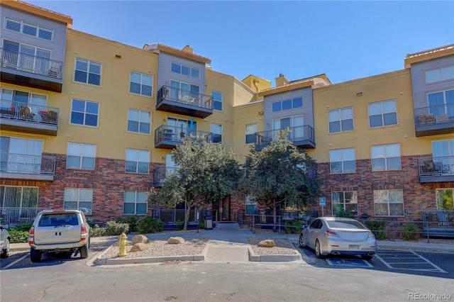 9019 E Panorama Circle D-414, Englewood, CO 80112 (#7876797) :: Portenga Properties
