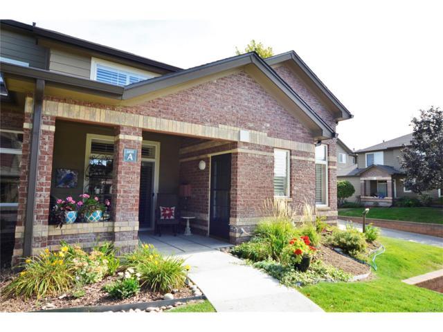 6426 Silver Mesa Drive A, Highlands Ranch, CO 80130 (#7876986) :: Colorado Team Real Estate