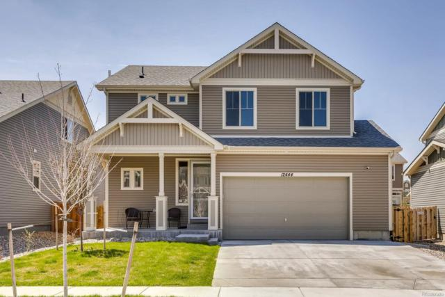 12444 E 105th Way, Commerce City, CO 80022 (#7876996) :: The Peak Properties Group