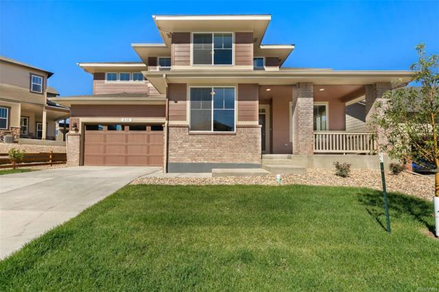 1431 Sidewinder Circle, Castle Rock, CO 80108 (#7877032) :: Colorado Home Finder Realty