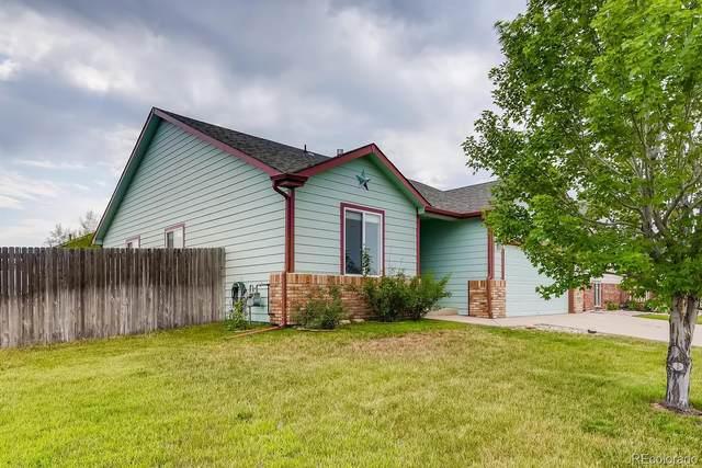 2934 Ash Avenue, Greeley, CO 80631 (MLS #7877356) :: 8z Real Estate