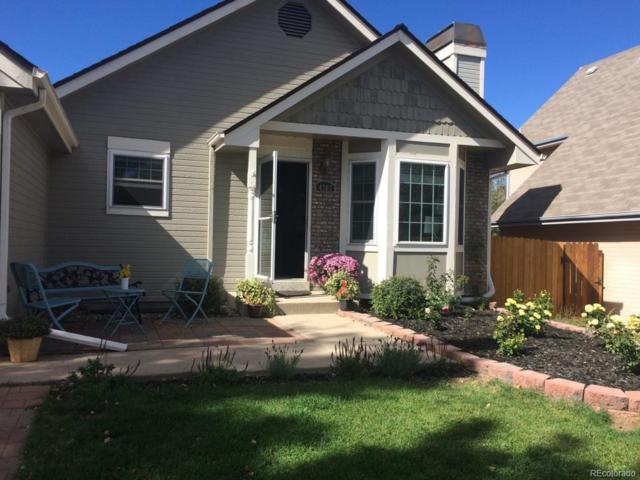 4767 S Zeno Street, Aurora, CO 80015 (#7877516) :: HomeSmart Realty Group