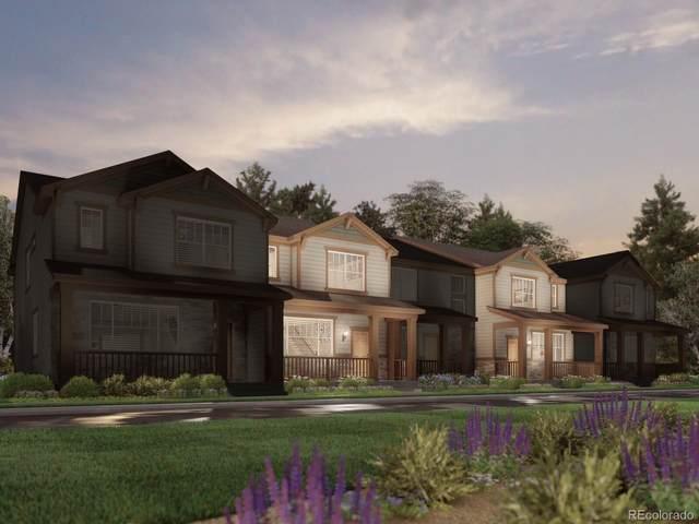 20981 E 60th Avenue, Aurora, CO 80019 (#7877857) :: The Brokerage Group
