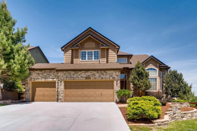 551 Seth Place, Castle Pines, CO 80108 (#7878175) :: The Heyl Group at Keller Williams