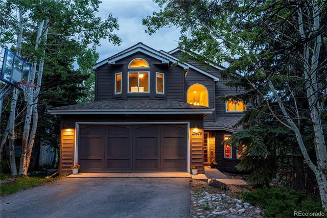 23979 High Meadow Drive, Golden, CO 80401 (#7878423) :: The HomeSmiths Team - Keller Williams
