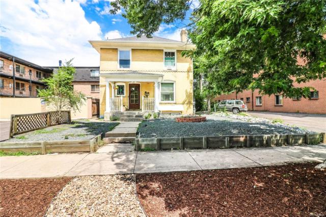 546 N Washington Street, Denver, CO 80210 (MLS #7878445) :: 8z Real Estate