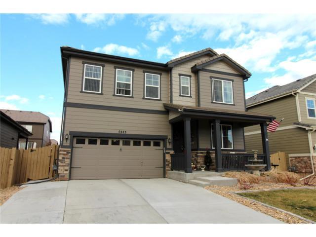 5443 E 125th Drive, Thornton, CO 80241 (MLS #7878552) :: 8z Real Estate