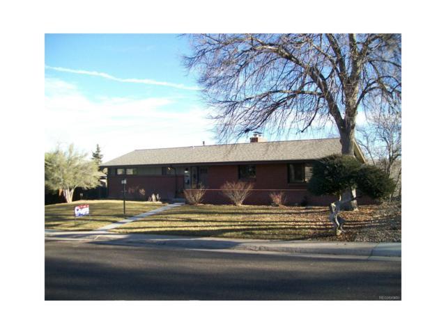 6110 S Southwood Drive, Centennial, CO 80121 (MLS #7878702) :: 8z Real Estate