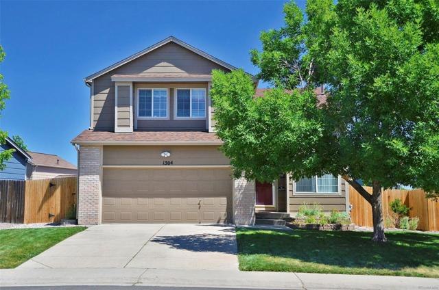 1304 Parsons Avenue, Castle Rock, CO 80104 (#7878893) :: Structure CO Group