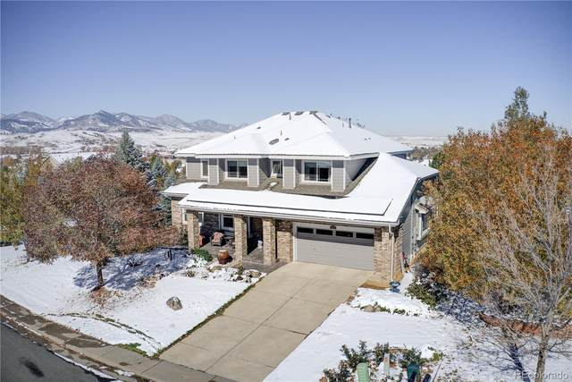 18987 W 54th Lane, Golden, CO 80403 (#7878965) :: Mile High Luxury Real Estate