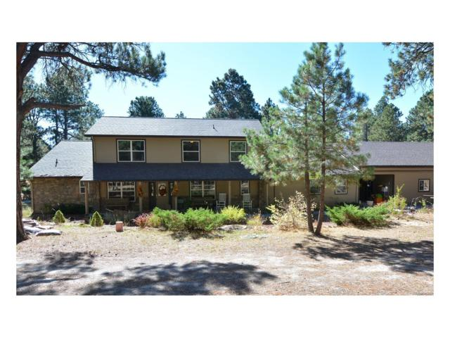 18475 Canterbury Drive, Monument, CO 80132 (MLS #7879417) :: 8z Real Estate