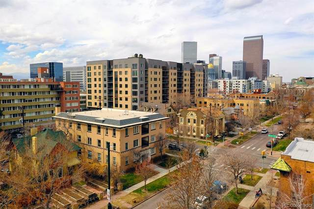 1167 N Logan Street #2, Denver, CO 80203 (#7879437) :: The DeGrood Team