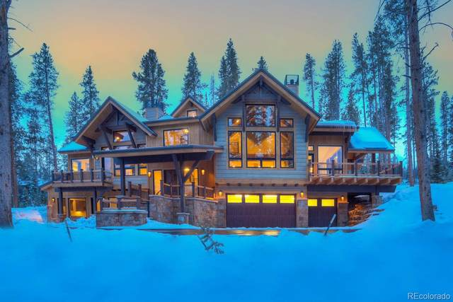 2003 Highlands Drive, Breckenridge, CO 80424 (#7879576) :: The Colorado Foothills Team | Berkshire Hathaway Elevated Living Real Estate